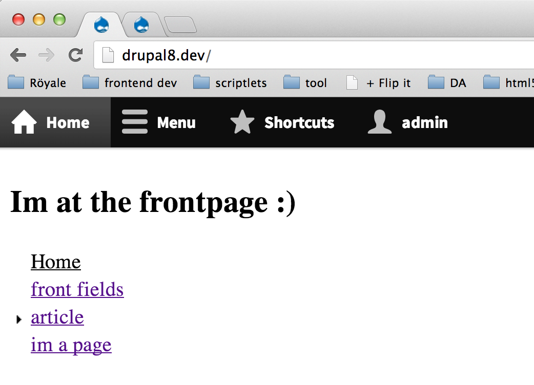 Drupal8 Theming: Twig - DrupalFeb 2014